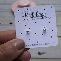 Itty Bitty BellaBall Earrings